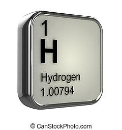 3d, 水素, 要素