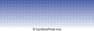 3d, 背景, 幾何学的, 青, 手ざわり, 長方形
