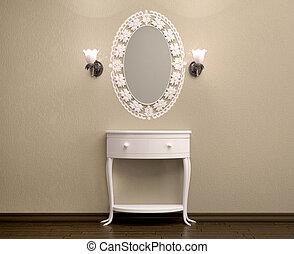 rahmen schwarz geschnitzt spiegel rahmen isolated. Black Bedroom Furniture Sets. Home Design Ideas