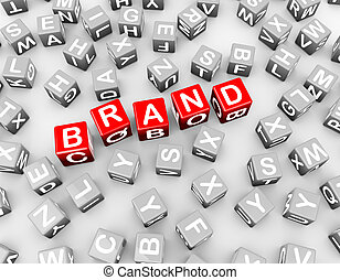 3d alphabets blocks cubes word brand