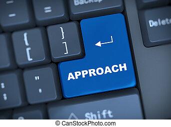 3d approach keyboard concept
