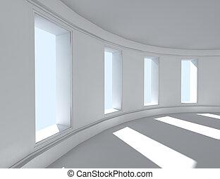 3d, architectuur