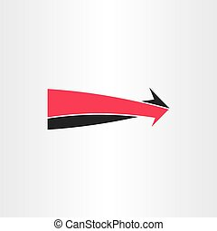 3d arrow go forward icon