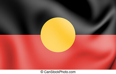 Australian Aboriginal Flag Illustrations And Clip Art 92 Australian