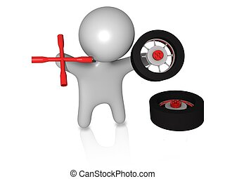 3d auto mechanic