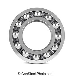 3d Ball bearings and casings