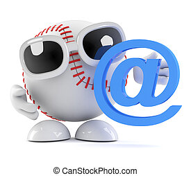 3d Baseball has an email address