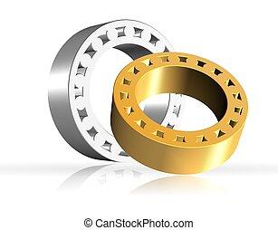 3D bearings