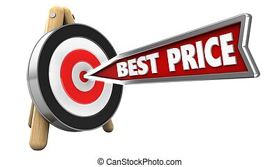 3d best price arrow