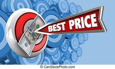 3d best price arrow