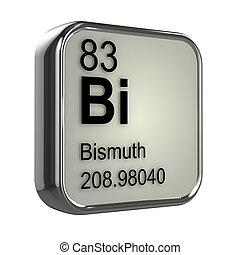 3d, bismuth, element