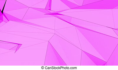 3d black abstract background