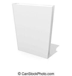 3d blank box