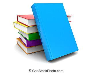 3d books