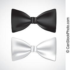 3D bow ties