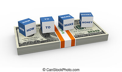 3d boxes - how to make money