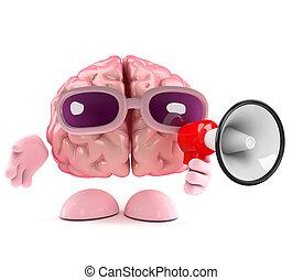 3d Brain announcement