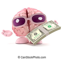 3d Brain payday