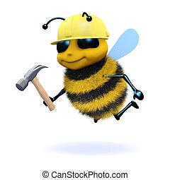3d Builder bee