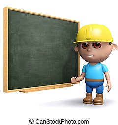 3d Builder is at the blackboard
