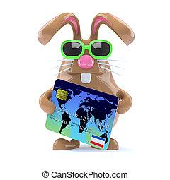 3d Bunny checkout