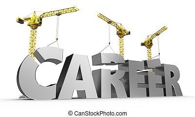 3d career building