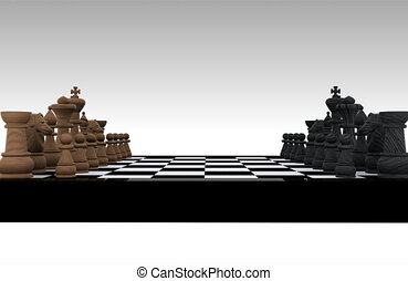 3D Chess  - 3D chess - Battle, King against King