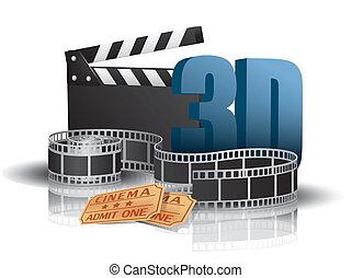 3d, cinéma