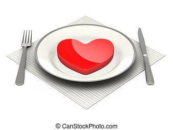 3d classic dinnerware - romantice tableware in the ...