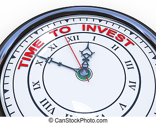3d clock time to invest