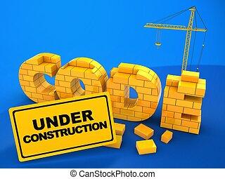 3d code sign