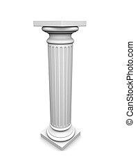 3d, coluna