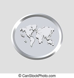 continents icon