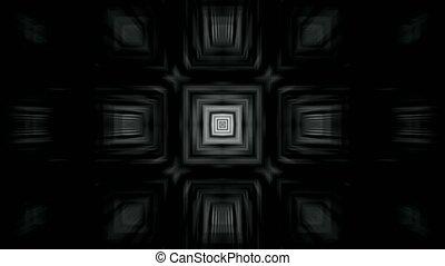 3d darkness rectangle array