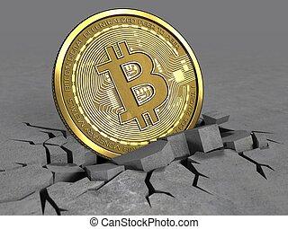3d, de, bitcoin