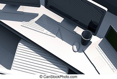 3D Desktop Workstation