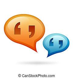 3d dialogue button