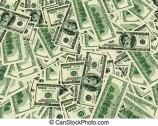 3d dollar notes