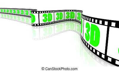 3d, film