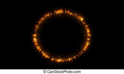 3d Fire Ring