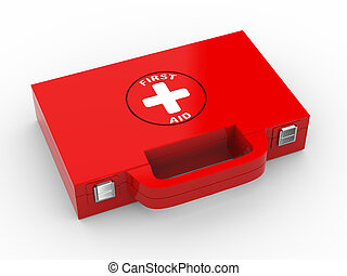 3d first aid medical kit