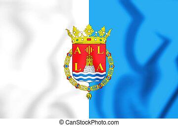 Flag of Alicante