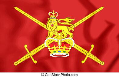 Flag of British Army