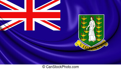 Flag of British Virgin Islands