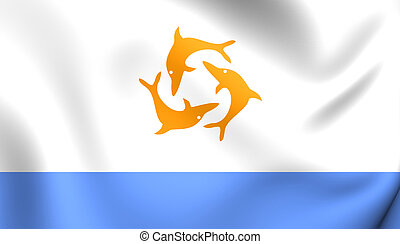 Flag of the Anguilla
