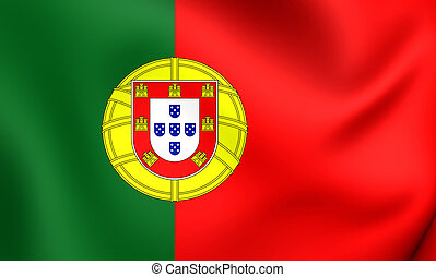 Flag of the Portugal