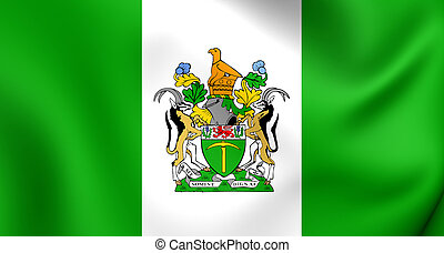 Flag of the Rhodesia