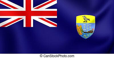 Flag of the Saint Helena