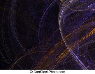 3D fractal wave