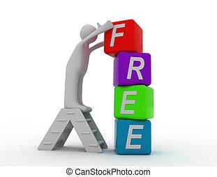3d free concept